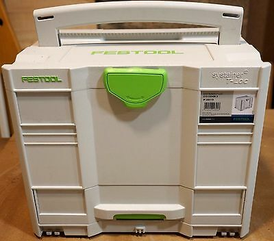 Systainer FESTOOL T-Loc sys combi 3 ref: 200118 rangement caisse outil outillage