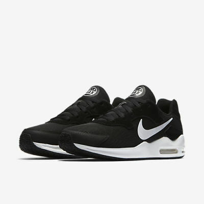 various styles order various design MEN'S NIKE AIR Max Guile Running Shoes Black/White 916768-004 ...
