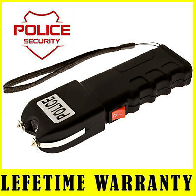 POLICE STUN GUN 928 Max Voltage Heavy Duty Rechargeable With LED Light