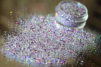 Exclusive Bizzy Nails Cosmetic Grade Glitter Nail Art St Tropez For Acrylic/Gel