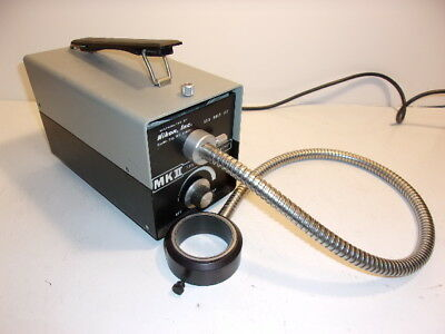 Nikon MKII Fiber Optic Light Source - 115 VAC, 150 W
