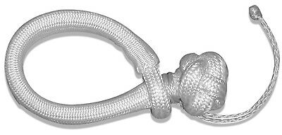 """3mm-8mm Covered """"Dynice 75"""" Dyneema Soft Shackles: Various Sizes & Strengths"""