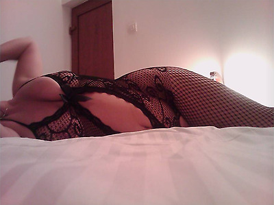 Womens Hot Keyhole Fishnet Open Crotch Body stocking Sexy Lingerie Size 6 to 12