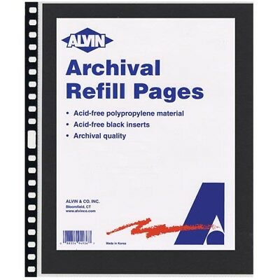 ALVIN Archival Refill Pages  - 14X17""