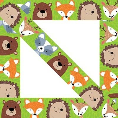 Woodland Friends Border  by Creative Teaching Press