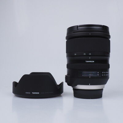 Tamron SP 24-70mm f/2.8 Di VC USD G2 Lens for Nikon AFA032