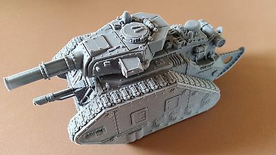 Leman Russ Battle Tank - Mars Alpha Pattern