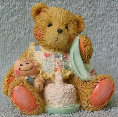"""Cherished Teddies AGE 1 """"Beary Special One""""   *NEW*"""