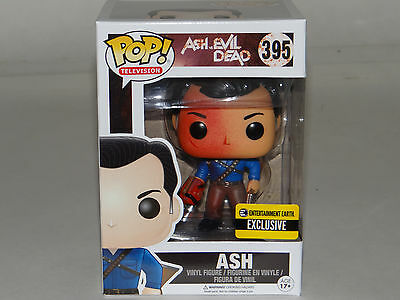 PoP Vinyl - Ash vs Evil Dead - BLOODY Ash Figure Funko #395 EE Exclusive