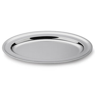 NEW Sambonet Elite Oval Meat Dish 41x26cm