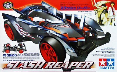 Tamiya 18066 1/32 Mini 4WD Slash Reaper VS Chassis Model Kit