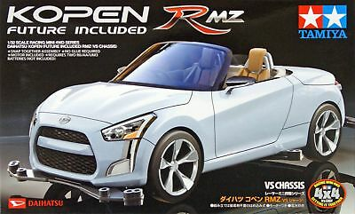 Tamiya 18081 1/32 Mini 4WD Car Kit VS Chassis Daihatsu Kopen Future Included RMZ
