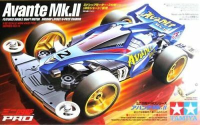 Tamiya 18614 1/32 Mini 4WD PRO Avante Mk.II Model Kit