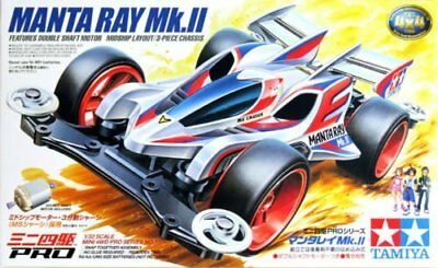 Tamiya 18615 1/32 Mini 4WD PRO Manta Ray Mk.II Model Kit