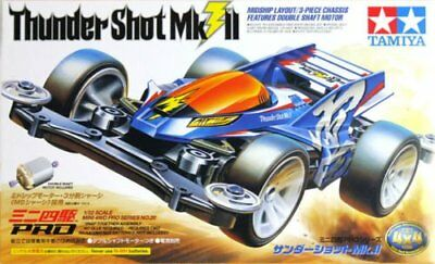 Tamiya 18620 1/32 Mini 4WD Thunder Shot Mk.II  Model Kit