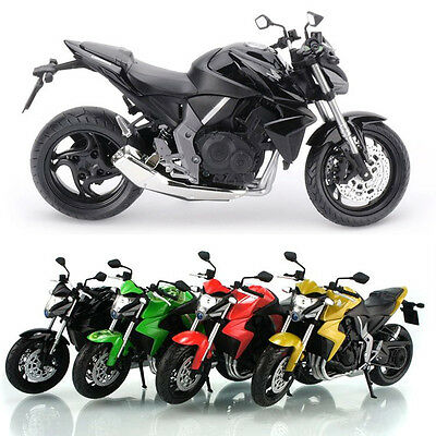 New M008-1 Joycity 1:12 HONDA CB1000R Hi Res Hornet Skeleton Motorcycle Toy