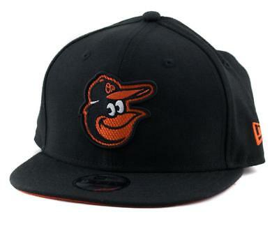 Youth Baltimore Orioles New Era MLB Team 9Fifty Hat Genuine Baseball Cap
