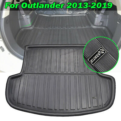 For Mitsubishi Outlander 2013-2019 Rear Trunk Tray Boot Liner Cargo Floor Mat