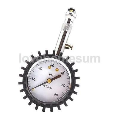 TYRE (Tire) Pressure Gauge Heavy Duty for Drive Auto Products Car Motorcycle