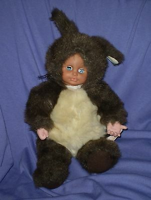 Anne Geddes  Doll Squirrel, Cute And Collectable   (#b54-31)