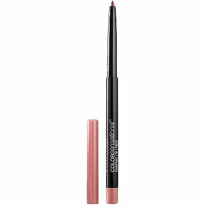 Maybelline New York ~ Color Sensational Shaping Lip Liner ~ #130 Dusty Rose ~