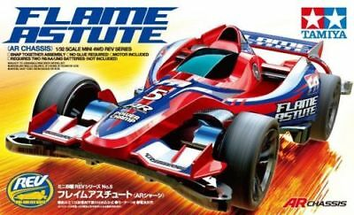 Tamiya 18705 1/32 Mini 4WD Flame Astute AR Chassis Model Kit