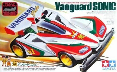 Tamiya 19407 1/32 Mini 4WD Vanguard Sonic Model Kit