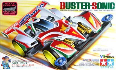 Tamiya 19423 1/32 Mini 4WD Buster Sonic Model Kit