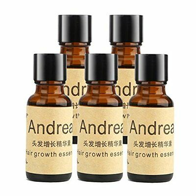 Original Andrea serum for hair growth anti loss sunburst essence ginseng oil 20M