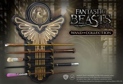 Harry Potter : FANTASTIC BEASTS & WHERE TO FIND THEM Wand Collection Noble