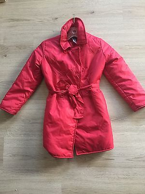 Fred Bare Girls Size 6 Coat/trench