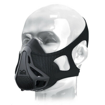 Training Mask Running Simulates Sports Cardio High Altitude Gym Bicycle Fitness