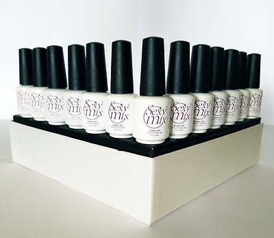 Sexy Mix Gel Nail Polish 7 ml Red Collection Buy Two and get Base/Top Coat FREE