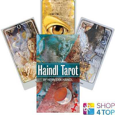 Haindl Tarot Cards Deck By Hermann Haindl Esoteric Telling Us Games Systems New