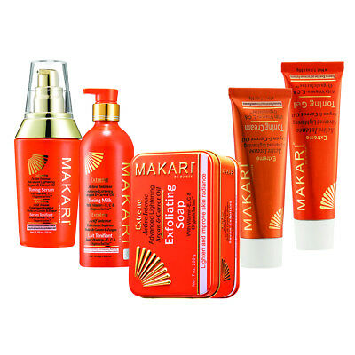 Makari Extreme Argan & Carrot Oil Full Range - Official UK Distributor