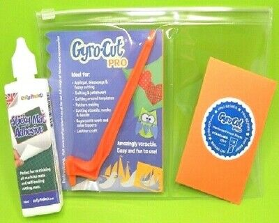 FABRI-CUT Starter Kit for easy fabric cutting