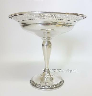 Early 20th Century American REDLICH & Co Sterling Silver Tazza Centrepiece