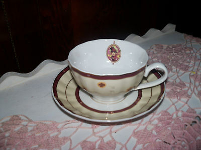 AVON 2006 Honor Society Members Cup & Saucer Club