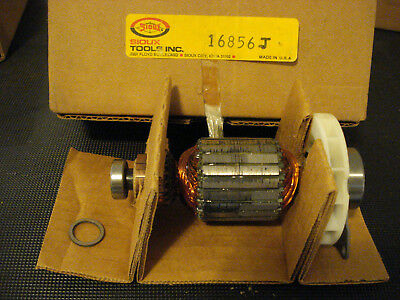 Sioux 16856J Armature (Rotor) 230 Volts For 1710 Drivers
