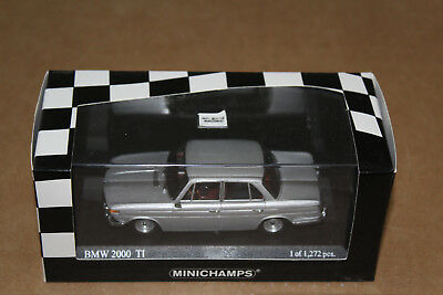BMW 2000 ti / Minichamps 1:43