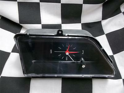 1969 Ford Galaxie Clock without warning lights NOS