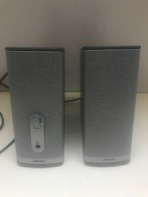 Bose Companion 2 Series II Speakers - USED CONDITION