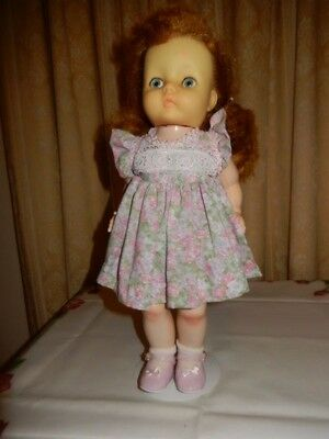 "Unmarked Pedigree Transition 16"" Doll"