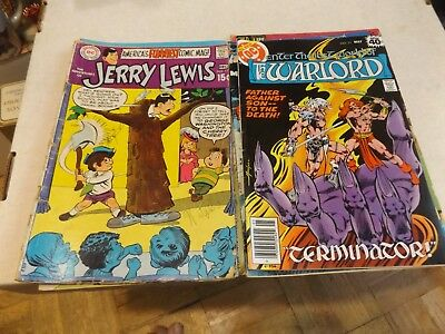 1970S &1960s Silver Age COMICS  & OTHERS ,--LOT OF 10 ,