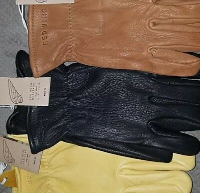 Red Wing Gloves 2 for 70 or 3 for 100