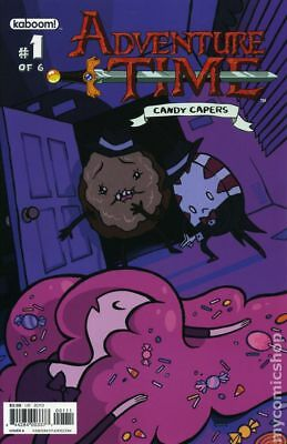 Adventure Time Candy Capers #1 Cover A Kaboom