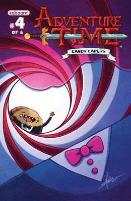 Adventure Time Candy Capers #4 Cover A Kaboom