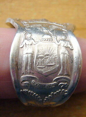 New York State Silver Ring