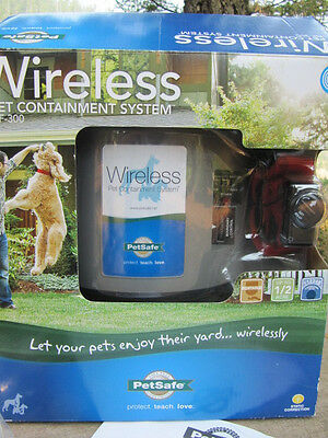 Petsafe PIF-300 Instant Wireless Dog Fence System for Multiple Dogs