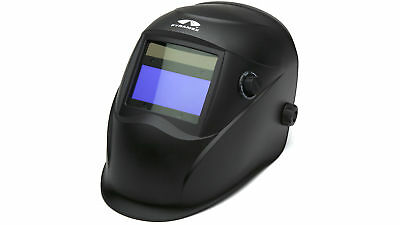NEW PYRAMEX SAFETY WHAM1020MB Autodark Welding Helmet- Manual 100x45mm